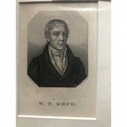 W. T. Krug - Punktierstich,...