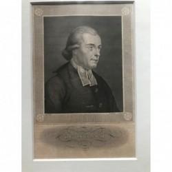 Reinhard - Stahlstich, 1850