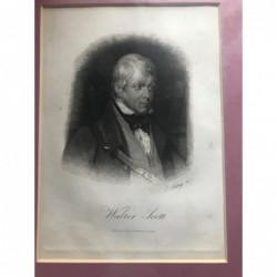 Walter Scott - Stahlstich,...
