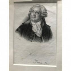 Mirabeau fils - Stahlstich,...