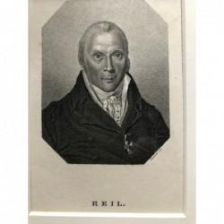Reil - Punktierstich, 1850