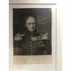 Alexander I., Kaiser von...