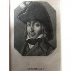 Augereau - Punktierstich, 1850