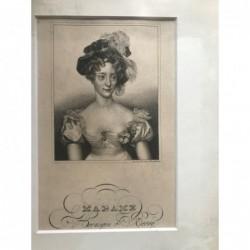 Madame Herzogin von Berry -...
