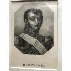 Bertrand - Punktierstich, 1850