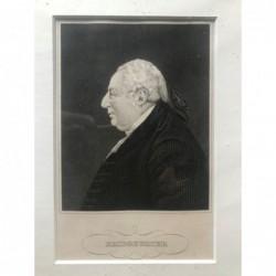 Bridgewater - Stahlstich, 1850