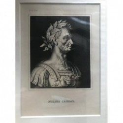 Julius Caesar - Stahlstich,...