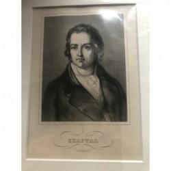 Chaptal - Stahlstich, 1850