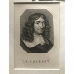 I. B. Colbert -...