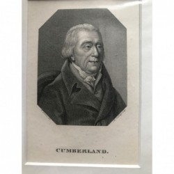 Cumberland - Punktierstich,...