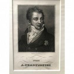 Fürst A. Czartoryski -...