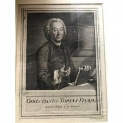 Christianus Tobias Damm -...