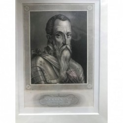 Glover - Punktierstich, 1850