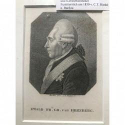 Ewald Fr. Gr. von Herzberg...