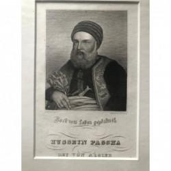 Hussein  Pascha, Dey von...