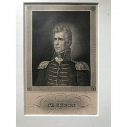 Jackson - Stahlstich, 1850
