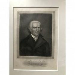 Jefferson - Stahlstich, 1850